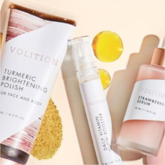 Volition Beauty – What's Your Great Beauty Idea?