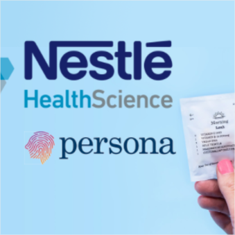 Nestle Health Science Acquires Persona Nutrition