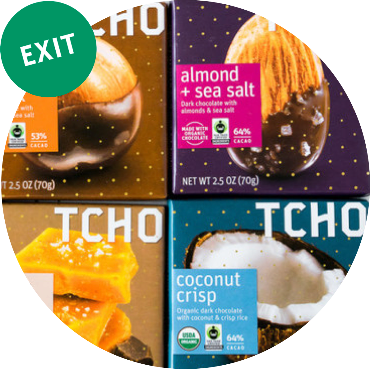 Ezaki Glico Acquires TCHO, U.S. Chocolate Maker