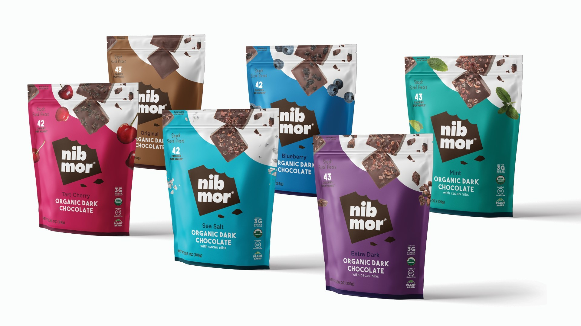 nib mor® Announces Product Rebrand Along with New Packaging